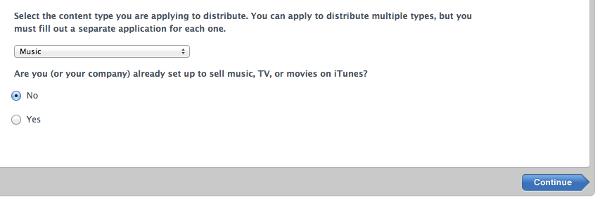 Come vendere musica su iTunes